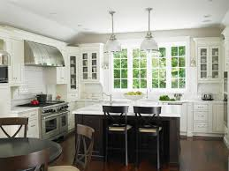 Checkerboard Kitchen Floor Kitchen Remodel Ideas Dark Cabinets White Cabinetry Set White