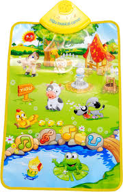 Carpet Quality Chart Us 11 3 5 Off Bohs Educational Toys Early Learning Farm Animals Sound Cognitive Chart Music Game Carpet Computer In Learning Machines From Toys