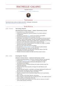 technology teacher resume samples visualcv resume samples database