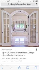 Arched French Doors Design Ideas, Pictures, Remodel, and Decor