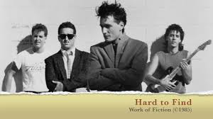 hard to work of fiction ©1985 hard to work of fiction ©1985