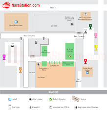 japanese office layout. Japanese Office Layout. JR Nara Station Layout