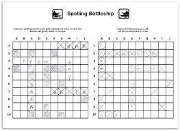 Battleship Game Template Relentlessly Fun Deceptively Educational Spelling Battleship 1