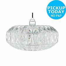 argos home empire chandelier light