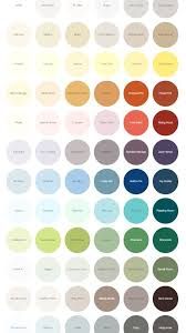 The Earthborn Paints Colour Palette Available In Claypaint
