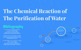 the chemical reaction of the