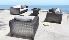 image modern wicker patio furniture. Photo 1 Of 5 Sleek Outdoor Wicker Patio Furniture As Wells Shop By Collection Cabanacoast Store Locator Image Modern