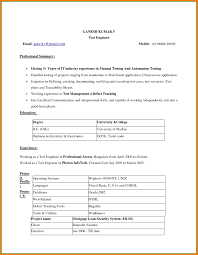 Resume Format Pdf Free Download Best solutions Of Simple Resume Doc Free Download Excellent Free 83