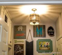 diy paint stick vintage cage chandelier with some spray paint and paint sticks you