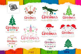 Christmas box free vector we have about (9,769 files) free vector in ai, eps, cdr, svg vector illustration graphic art design format. My 1st Christmas Bundle Svg Graphic By Illustrator Guru Creative Fabrica Christmas Svg 1st Christmas Babies First Christmas