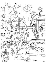 z is for zoo coloring page free pages kids printable on dear colouring sheets of animals