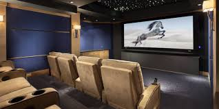 Theater room lighting Mood Smart Ways To Light Your Home Theater Electronic House Smart Ways To Light Your Home Theater Electronic House