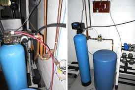Image result for images of install water softeners