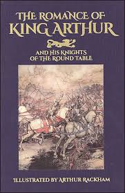 the romance of king arthur and his knights round table