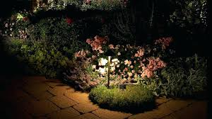 amazing garden lighting flower. Pop Up Landscape Lights Amazing Garden Lighting Flower G . H