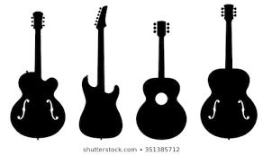 Guitar Vector Images Stock Photos Vectors Shutterstock