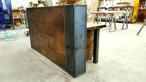 appealing industrial pipe dining table diy reception desk ergonomic modern industrial desk modern industrial desk farmhouse modern reception desk small