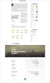 Free Html Resume 24 Html24 Resume Templates Free Samples Examples Format Free Html 7
