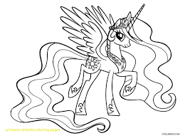 my little pony col my little pony coloring pages princess celestia