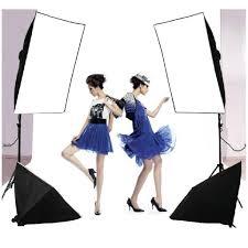 excelvan studio continuous lighting kit softbox kit co uk photo