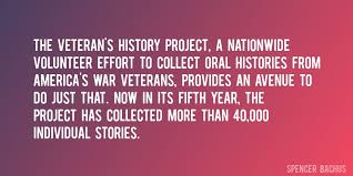Nationwide Quote Adorable Quote By Spencer Bachus = The Veteran's History Project A