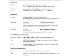 Chef Resume Sample Chef Resume Template Template Resumes Image Examples Resume 86
