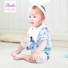 Đồ Sơ Sinh - Bó Gối Tập Bò Cho Bé Hinata Nhật Bản V10 – Bancungcon