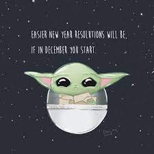 baby Yoda/ retained Yoda consciousness ...
