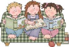 Risultati immagini per lettura bambini