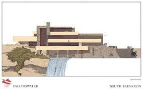 Ŧhe U20b5oincidental Ðandy Built Wright Fallingwater  A Frank Falling Water Floor Plans