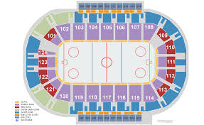 Santander Arena Seating Chart With Seat Numbers The Santander Arena Reading Tickets Schedule Seating
