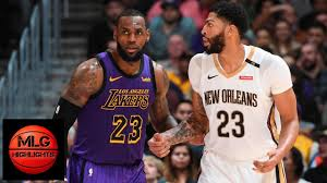 LA Lakers vs New Orleans Pelicans Full Game Highlights | 12/21/2018 NBA  Season - YouTube