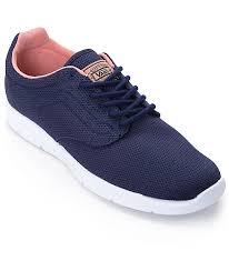 vans mesh iso 1 5. vans iso 1.5 eclipse blue womens shoes mesh 1 5