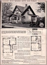 vintage craftsman bungalow house plans fresh 23 lovely sears home plans