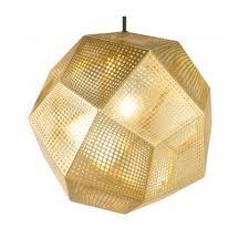 tom dixon style lighting.  Tom TR80029 Tom Dixon Style Etch Shade Pendant Light For Lighting