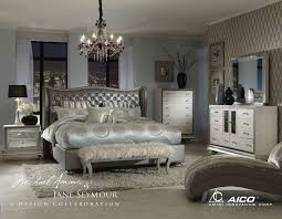 Pruitts Bedroom Furniture Hollywood Swank Crystal Croc Bedroom Collection
