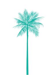 Palm Tree Bedroom Decor Blue Nursery Decor Blue Beach Decor Beach Nursery Beach Framed