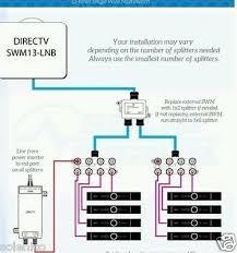 directv swm splitter wiring diagram directv image swm 32 wiring diagram wiring diagram schematics baudetails info on directv swm splitter wiring diagram