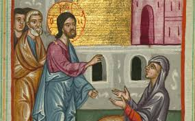 Image result for jesus and canaanite woman