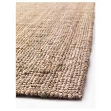 Lohals Teppich Flach Gewebt Natur Teppiche Kissen