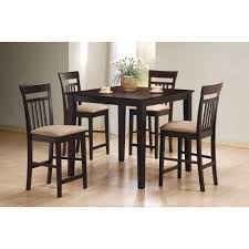 Tall Round Kitchen Table Tall Kitchen Table With 4 Chairs Best Kitchen Ideas 2017