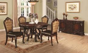 Coaster Benbrook Formal Dining Room Group Coaster Fine Furniture - Formal round dining room sets