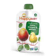 Happy Family <b>Organics Stage 2</b> - <b>Simple</b> Combos Organic Baby ...