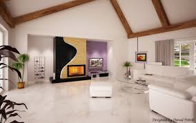 Living Room Fireplace Fireplace Living Room Modern Luxhotelsinfo