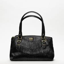 madison gathered leather small bag,  298