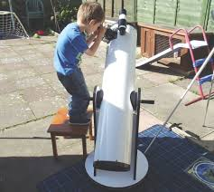 Types of amateur telescopes