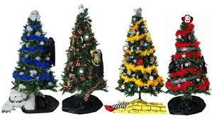 4 Geeky Christmas Trees  Halloween Costumes Blog4 Christmas Trees