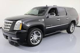 cadillac pickup truck 2014. 2014 cadillac escalade esv platinum awd nav dvd 54k mi cadillac pickup truck