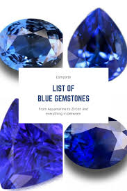 Light Blue Gemstone List Of Blue Gemstones List With Examples Gem Rock Auctions