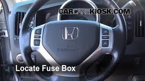 interior fuse box location 2006 2014 honda ridgeline 2008 honda 2006 honda pilot fuse box diagram at 2006 Honda Pilot Fuse Box Location